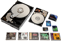 hardware and data recovery